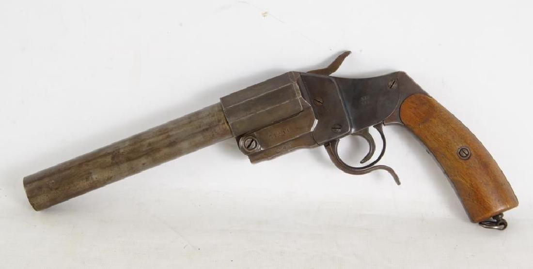1894 German Hebel Flare/Signal gun WWI era