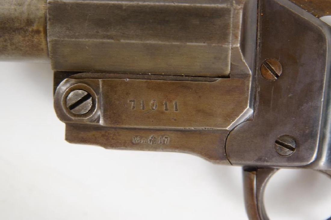 1894 German Hebel Flare/Signal gun WWI era - 4