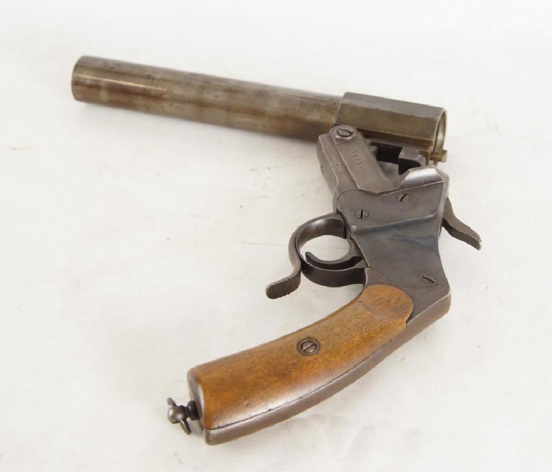1894 German Hebel Flare/Signal gun WWI era - 7