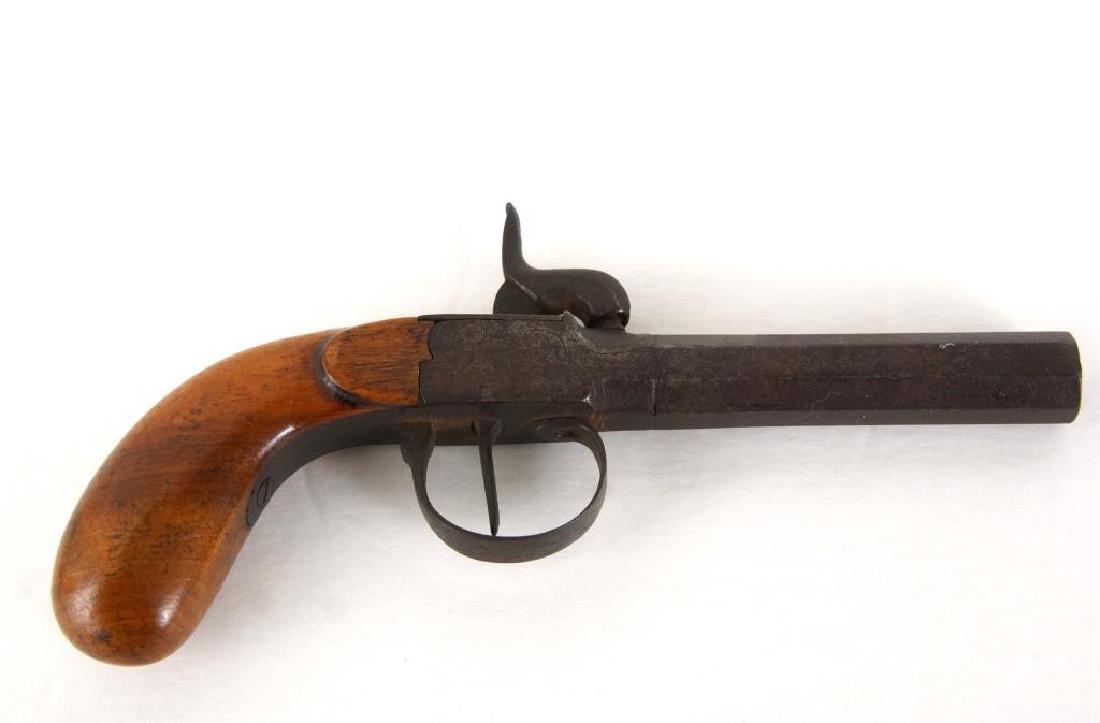 Antique Percussion pistol - 3