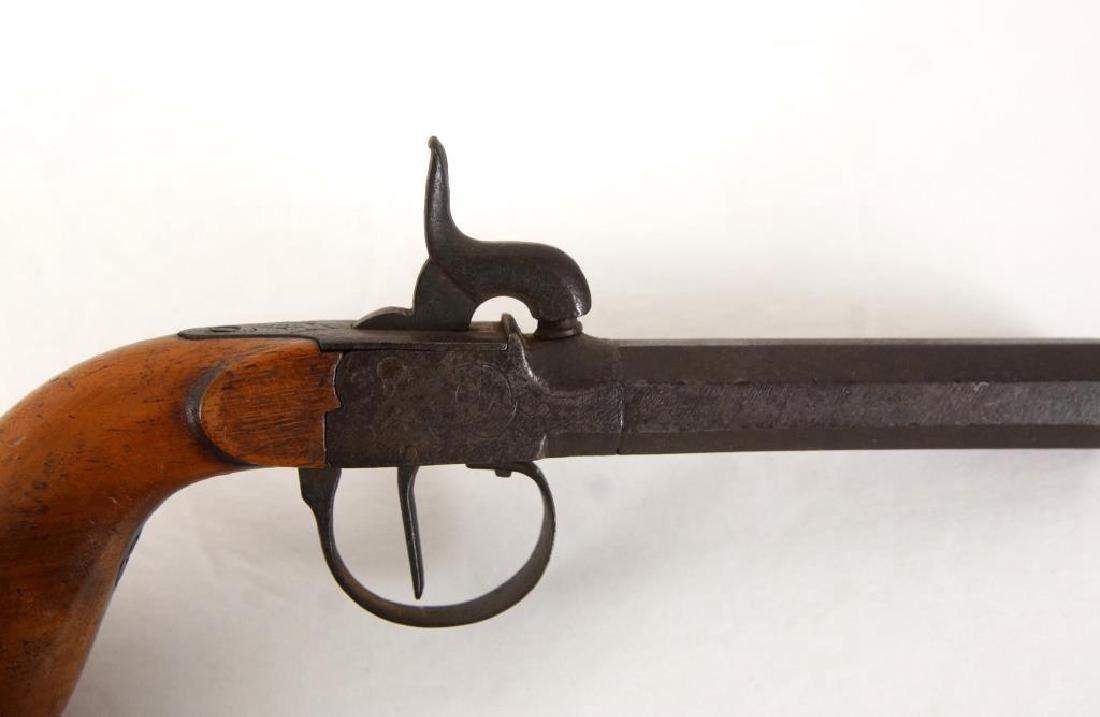 Antique Percussion pistol - 5
