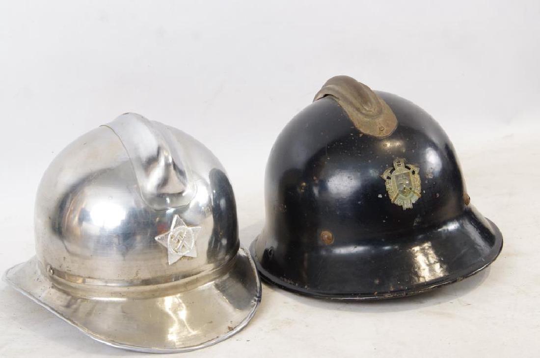 Bulgarian Fire helmet & Czech Fire helmet - 2