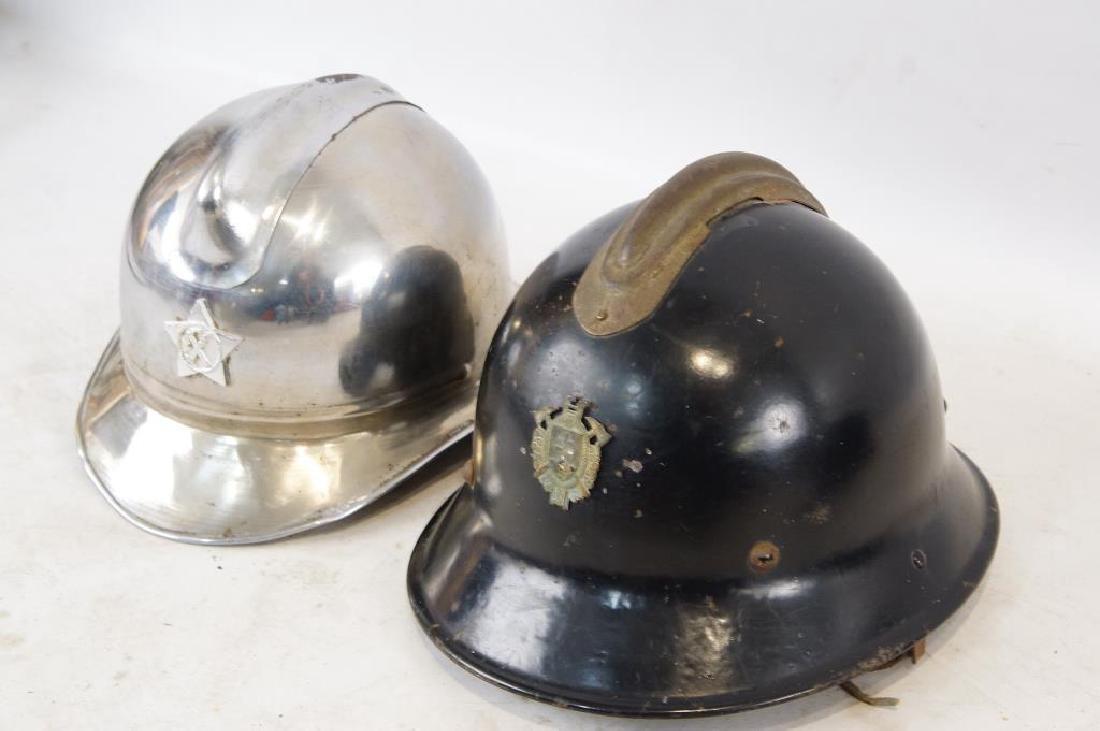 Bulgarian Fire helmet & Czech Fire helmet - 3