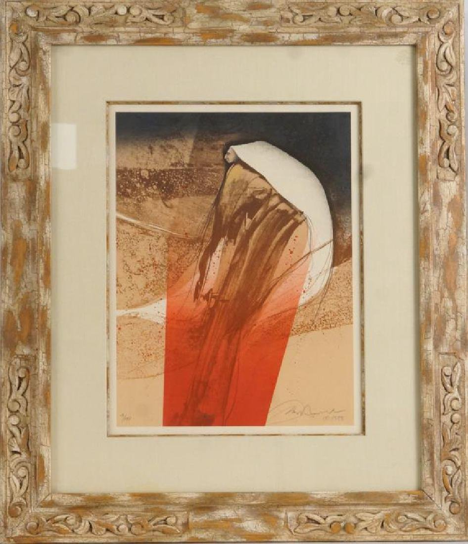 Frank Howell limited edition Lithograph
