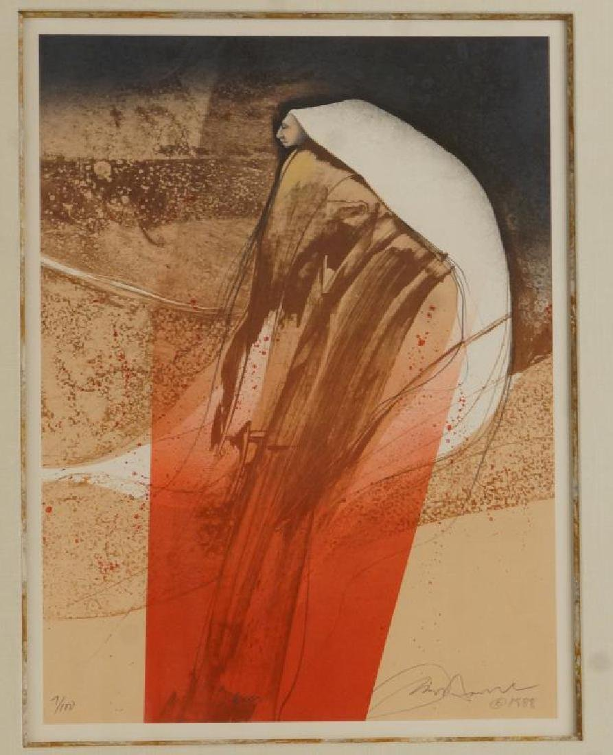 Frank Howell limited edition Lithograph - 2
