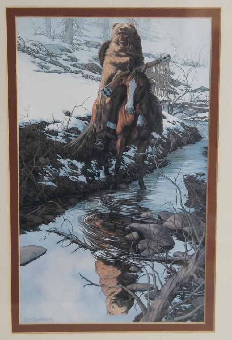 Two Beverly Doolittle Decorator Prints - 2