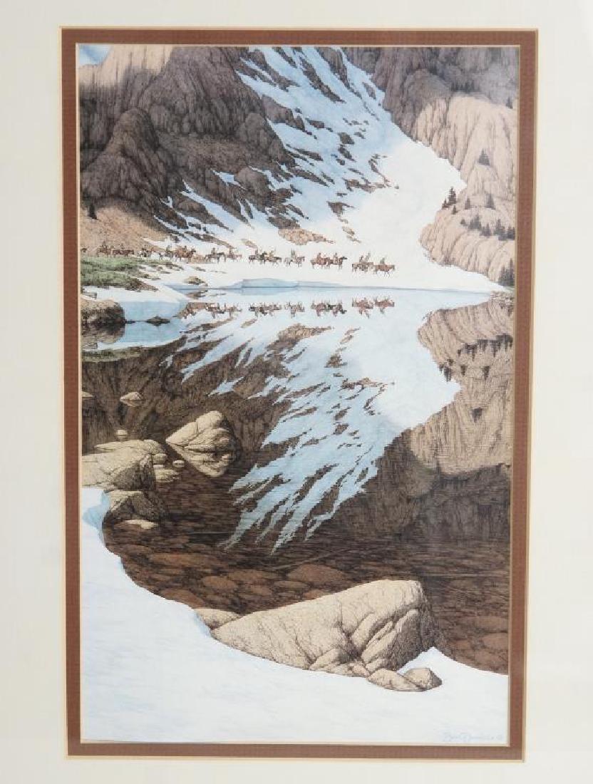 Two Beverly Doolittle Decorator Prints - 3