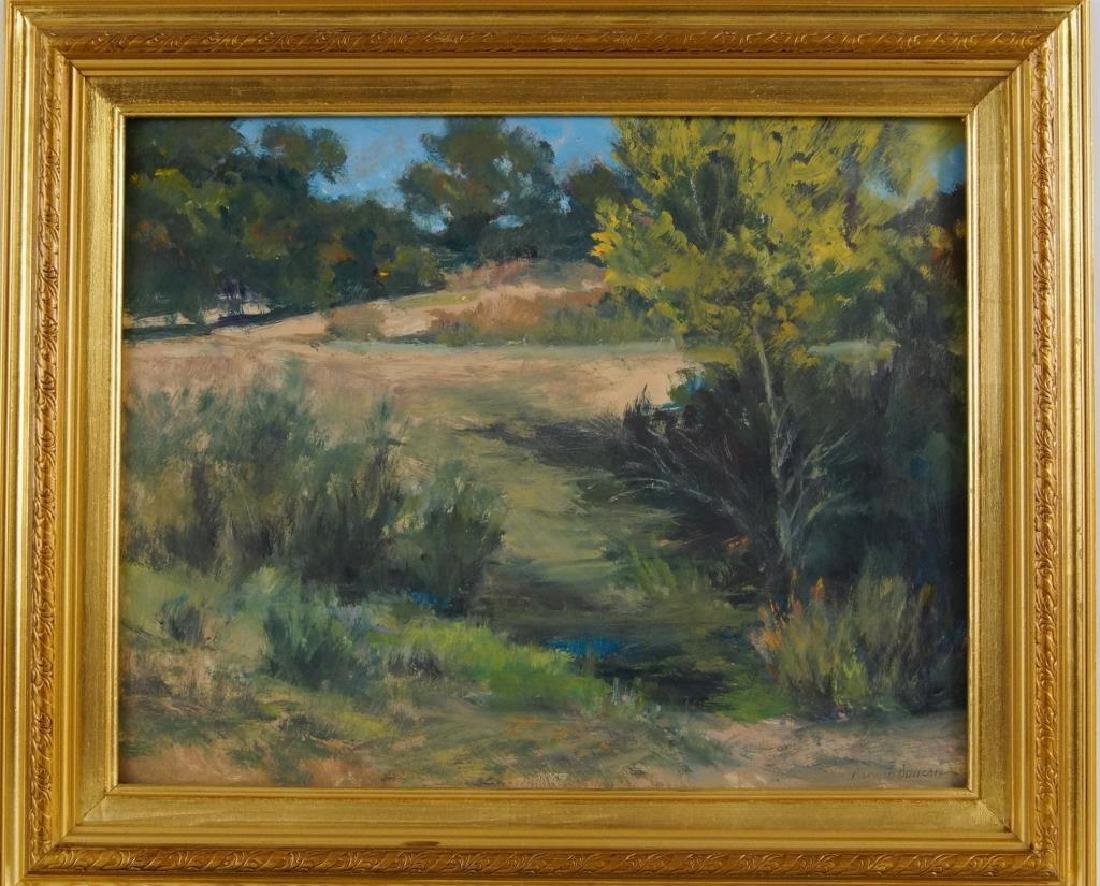 "Darwin Duncan 16""x20"" oil on canvas"