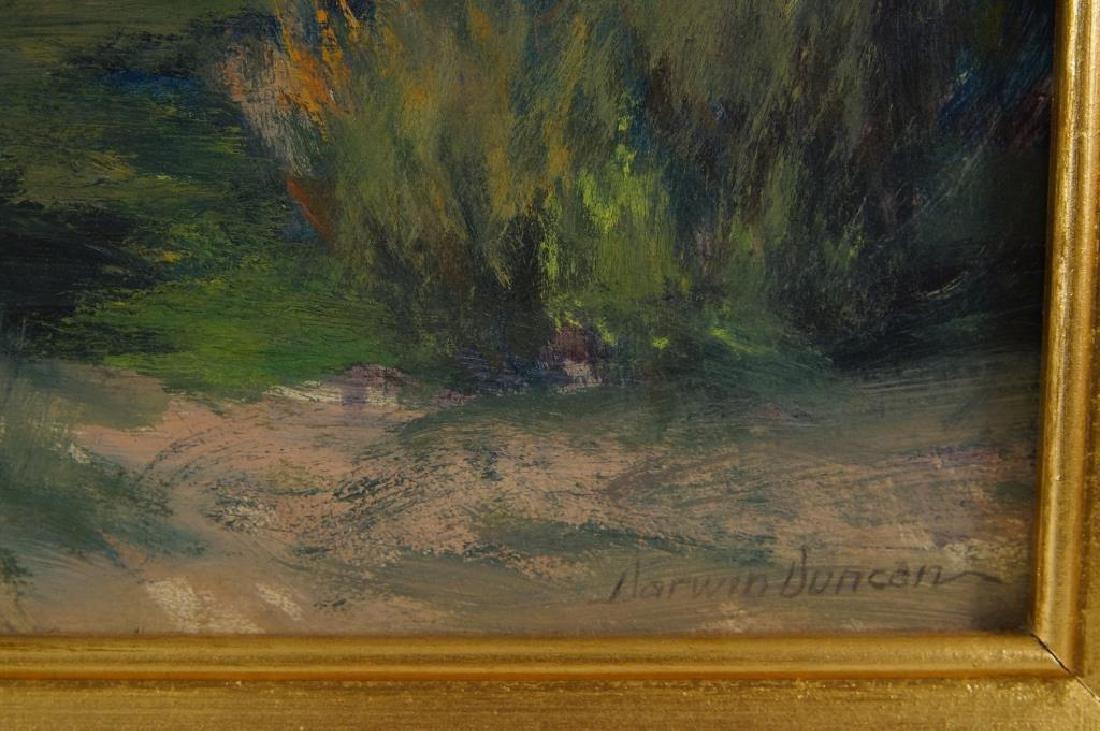 "Darwin Duncan 16""x20"" oil on canvas - 4"