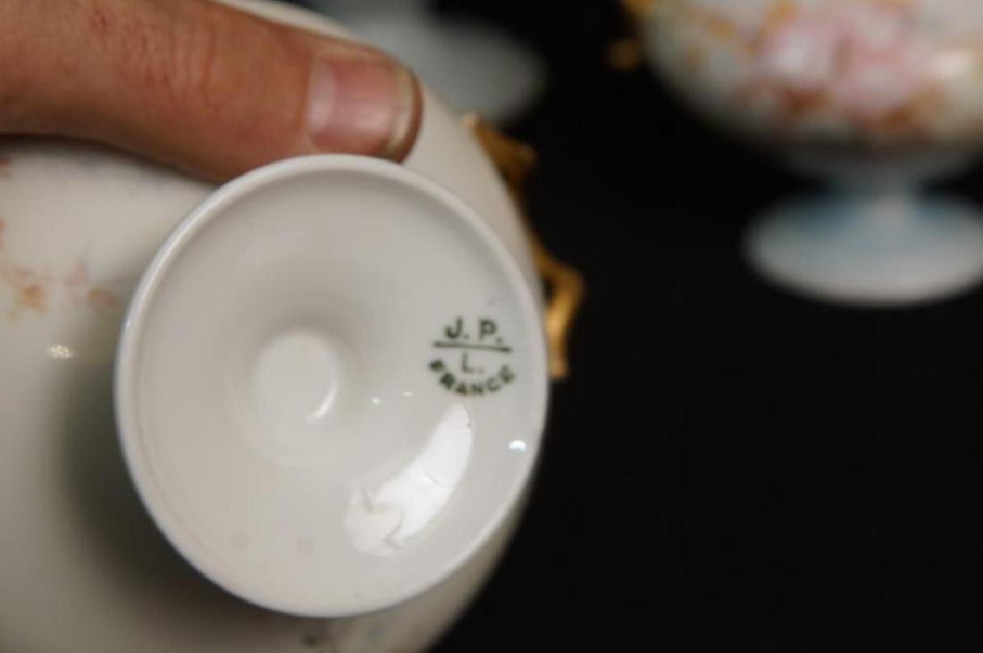 Limoges France (JPC) Tea set - 4