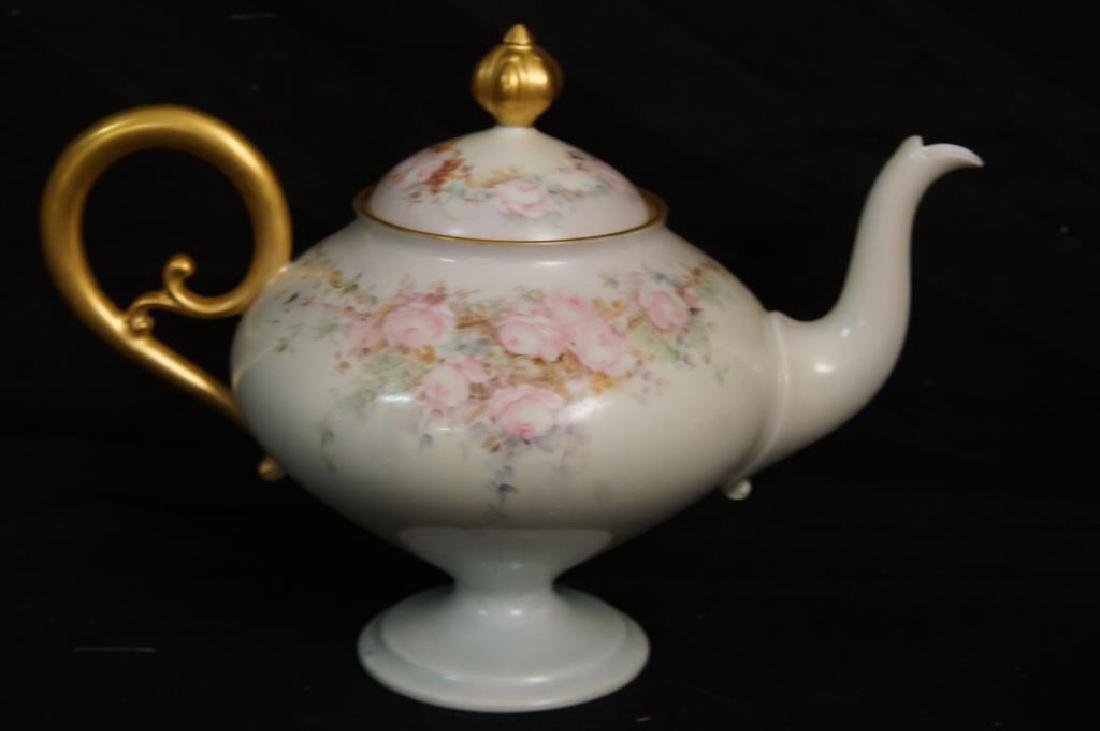 Limoges France (JPC) Tea set - 5