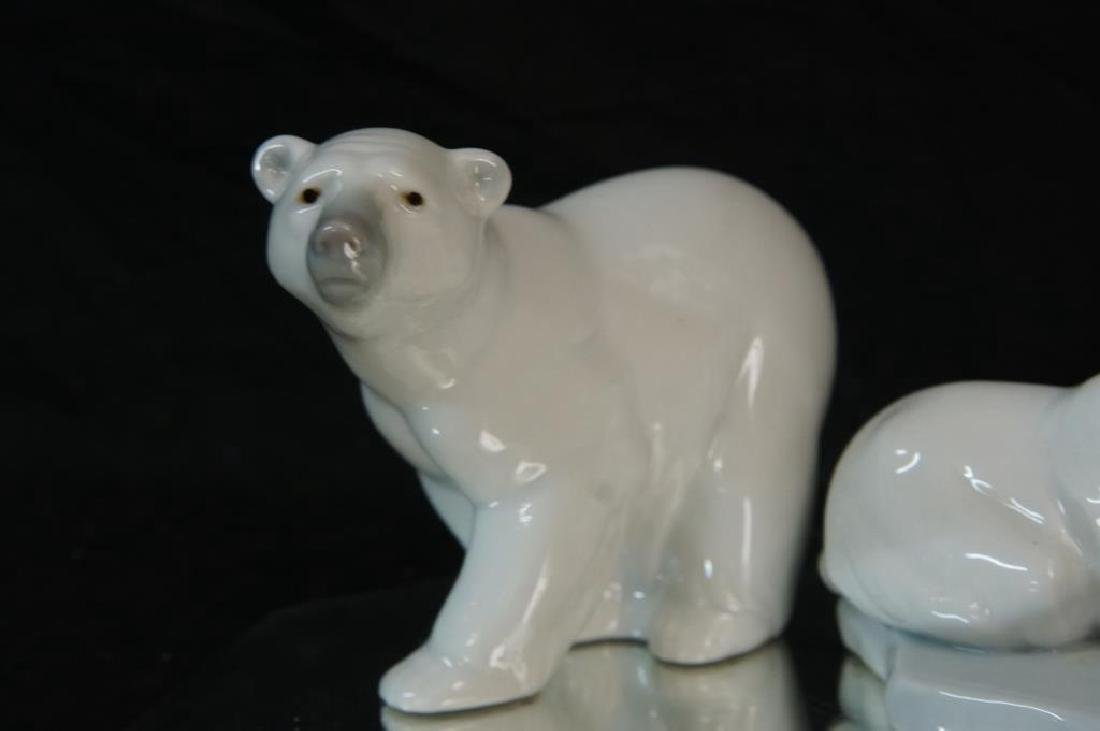 Lladro polar bears - 4