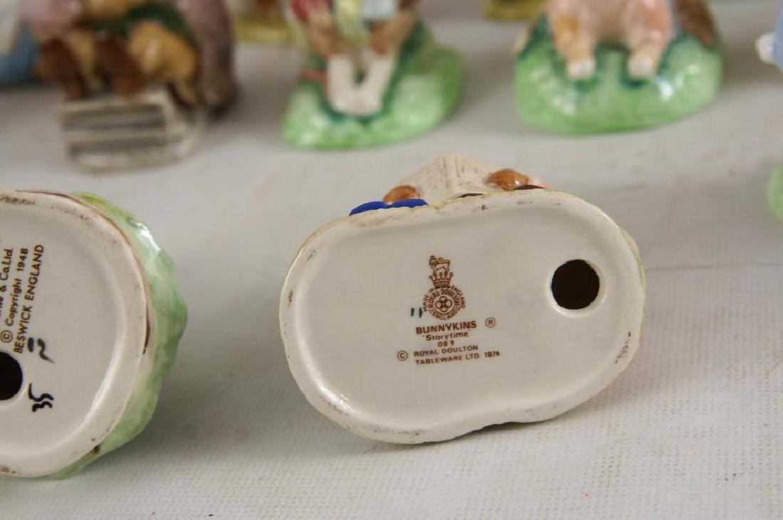 Approx 28 Beatrix Potter animals figurines - 10