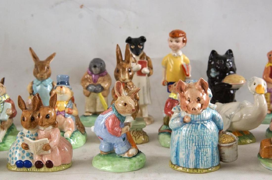 Approx 28 Beatrix Potter animals figurines - 3