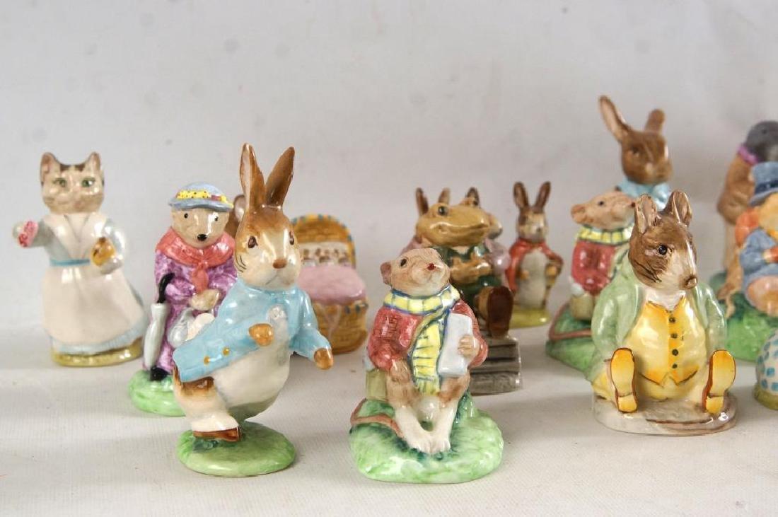 Approx 28 Beatrix Potter animals figurines - 4