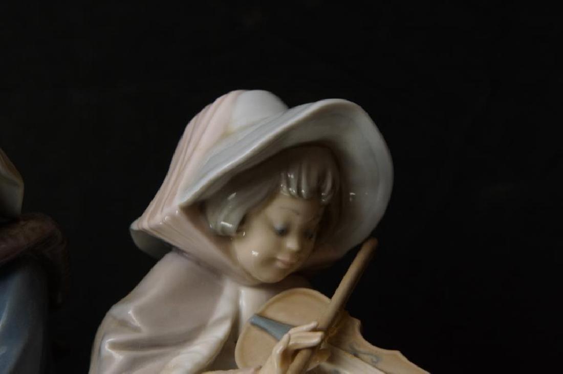 """Lladro statue 9.5"""" x 11"""" x 5.5"""" - 5"""