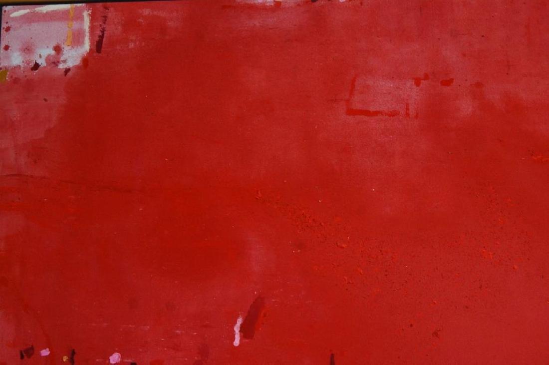 KIKUO SAITO (1939) oil on canvas - 3