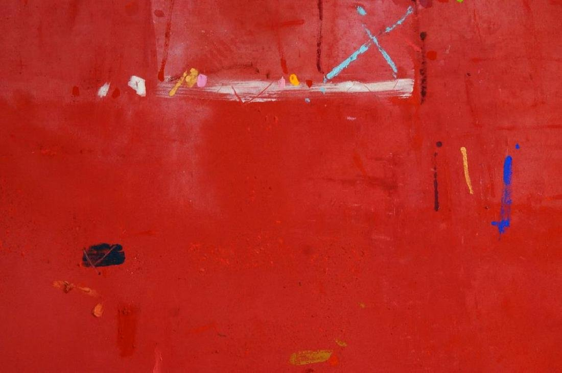 KIKUO SAITO (1939) oil on canvas - 4