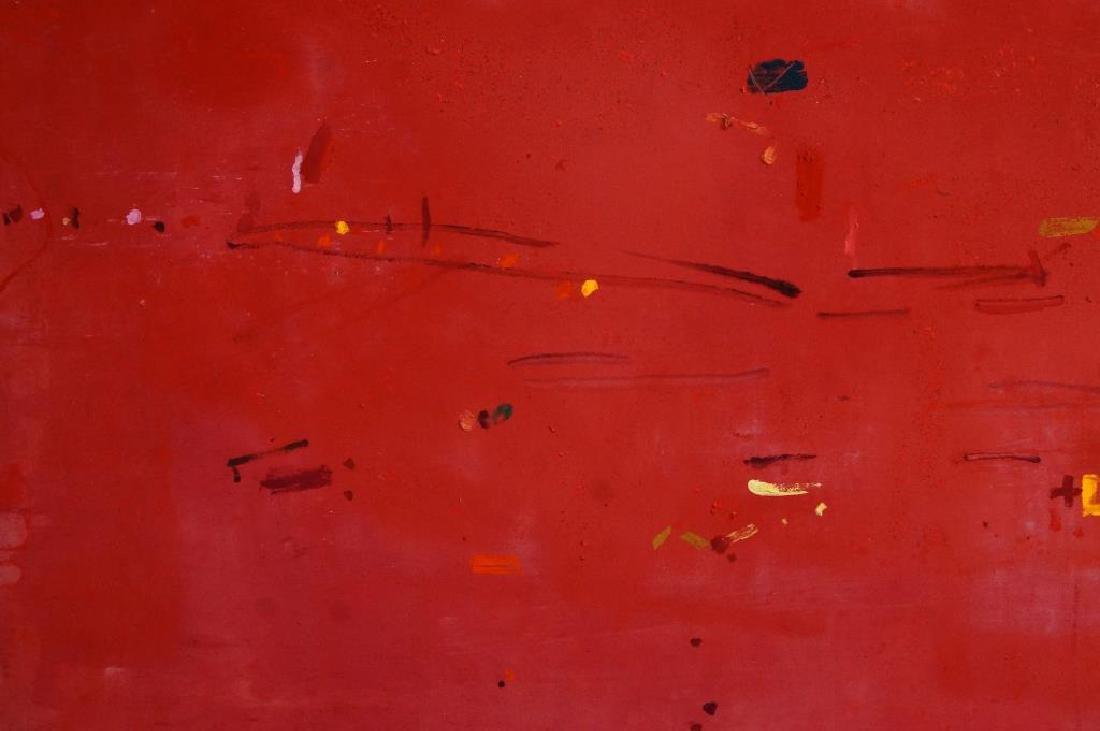 KIKUO SAITO (1939) oil on canvas - 6