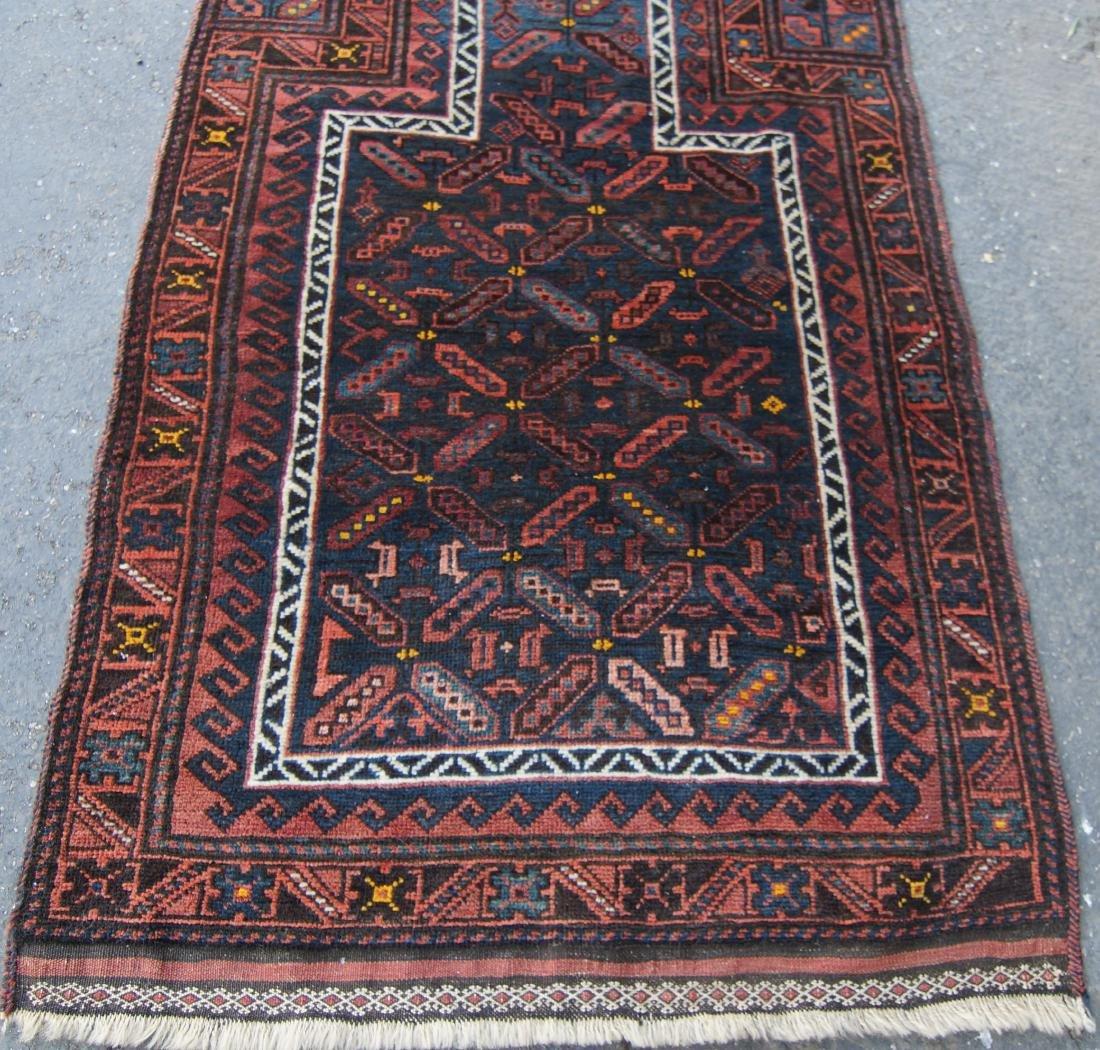 19th c. Beluch prayer rug - 2