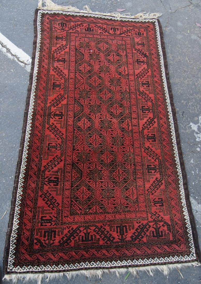 19th c. Beluch rug - Persia