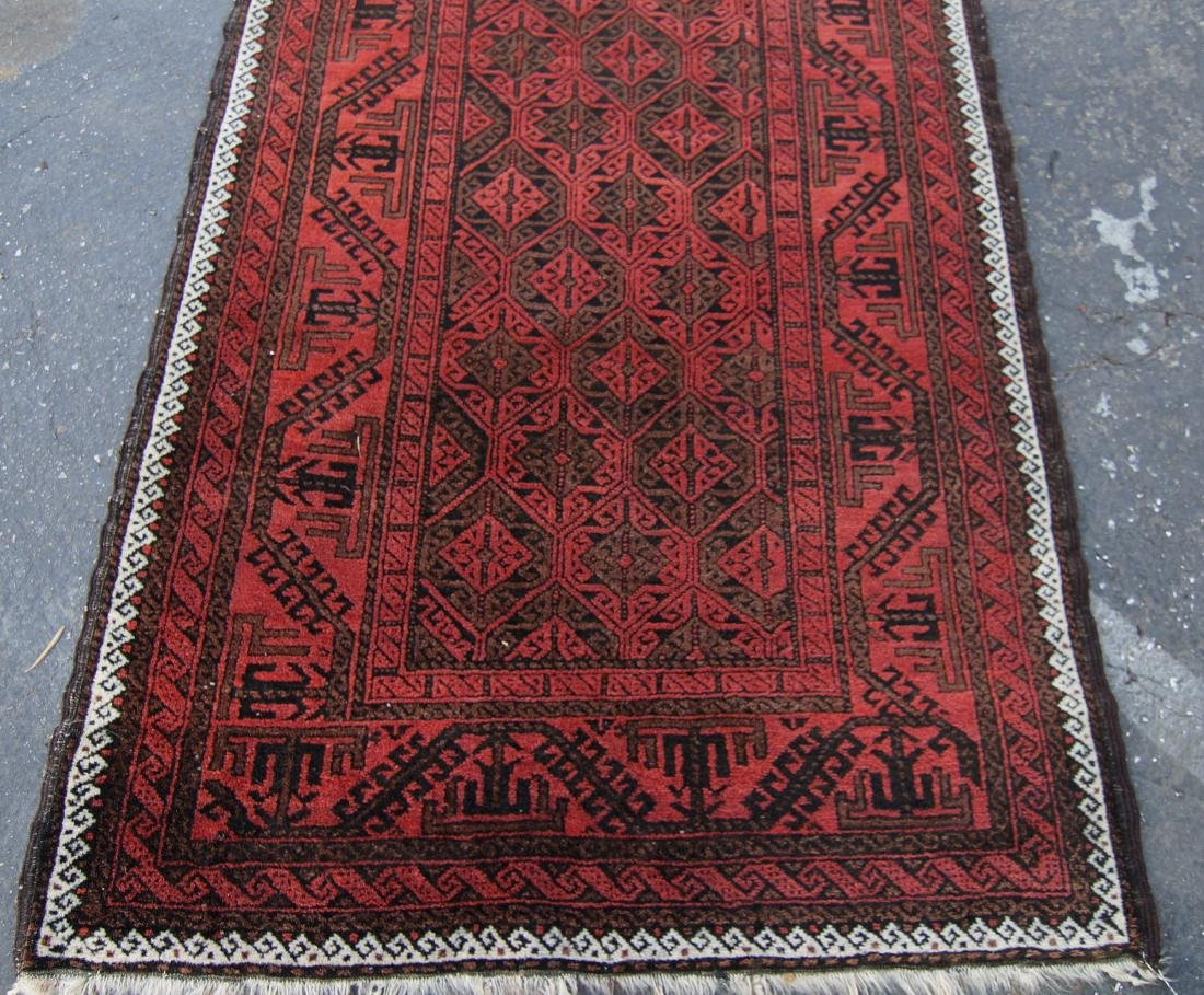 19th c. Beluch rug - Persia - 2