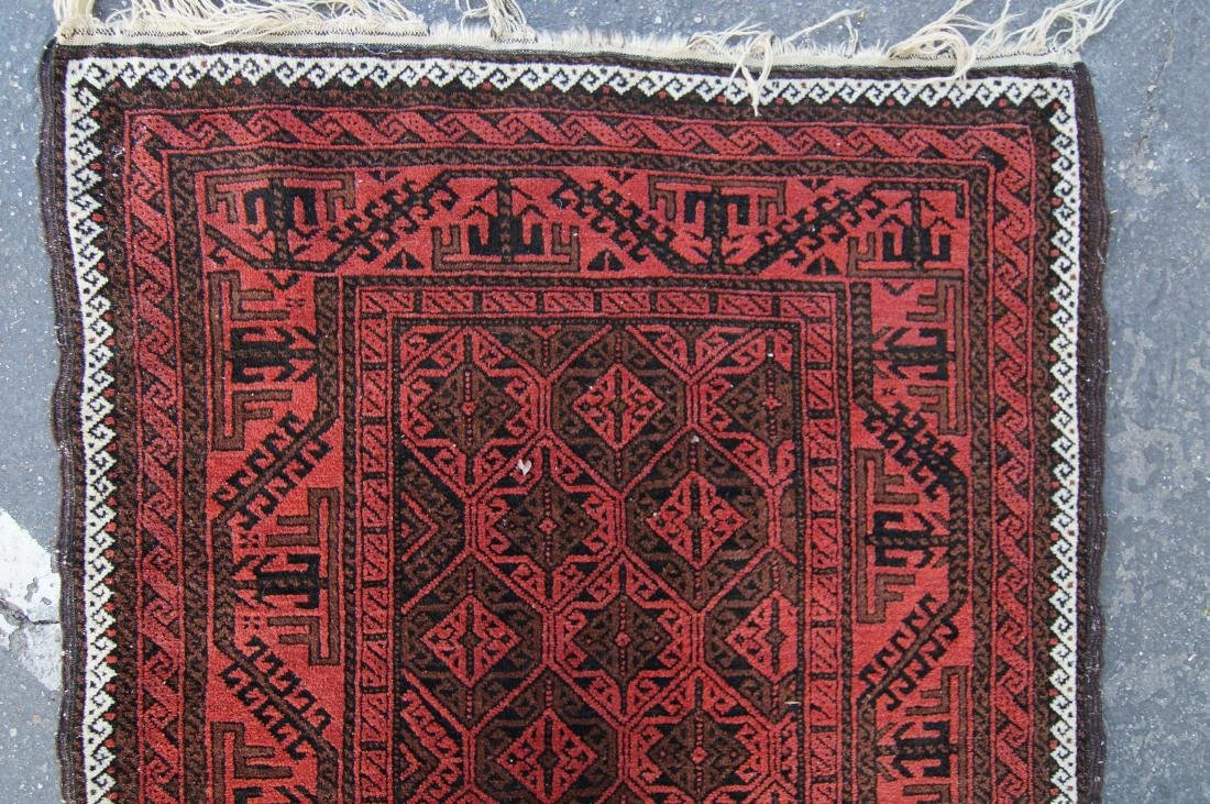 19th c. Beluch rug - Persia - 3
