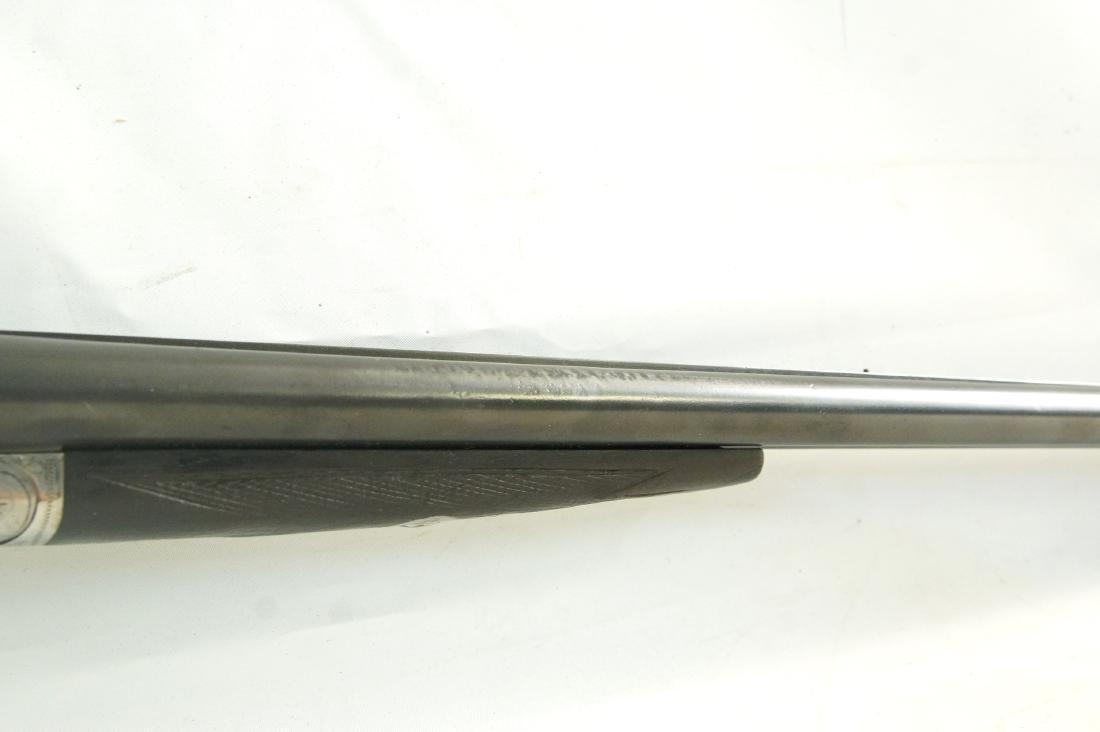 LC Smith 12ga Double Barrel Shotgun - 4