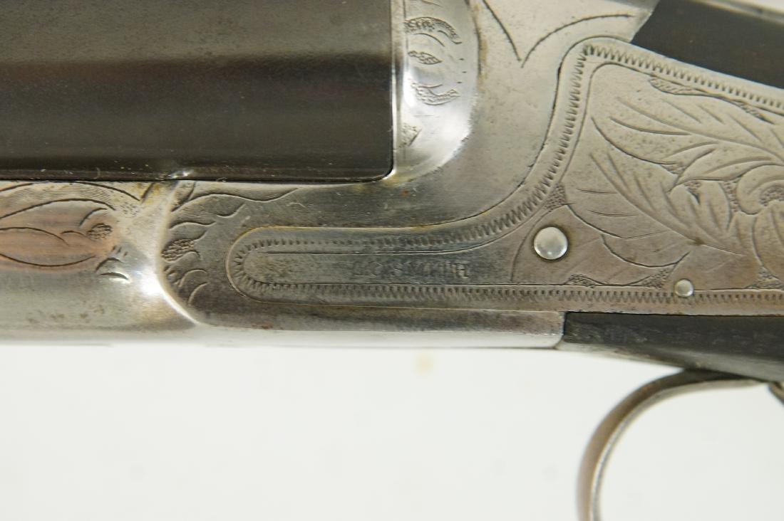 LC Smith 12ga Double Barrel Shotgun - 8