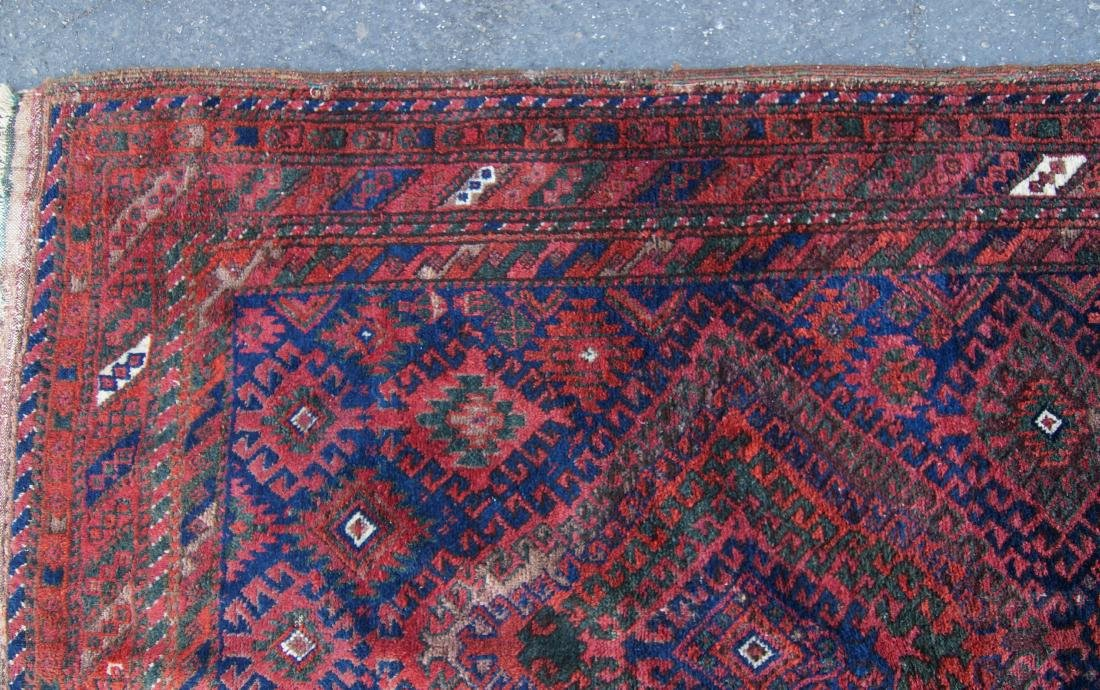 19th century Beluch rug -  Persian - 8