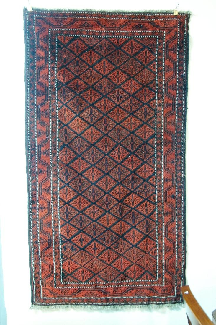 19th cen. Beluch rug (Persian)