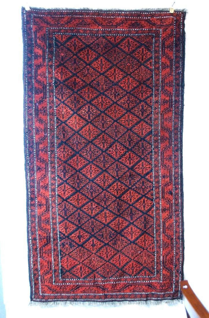 19th cen. Beluch rug (Persian) - 2