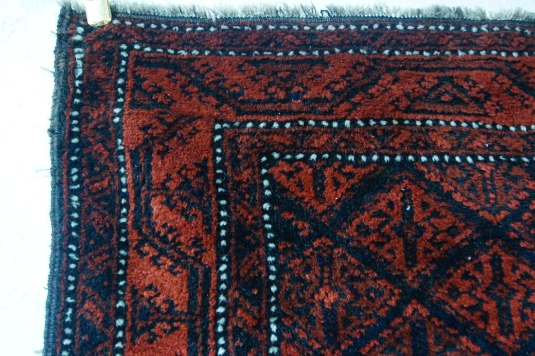 19th cen. Beluch rug (Persian) - 3