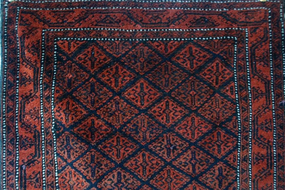 19th cen. Beluch rug (Persian) - 4