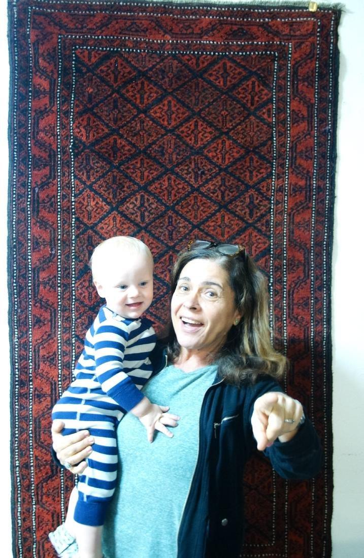 19th cen. Beluch rug (Persian) - 5