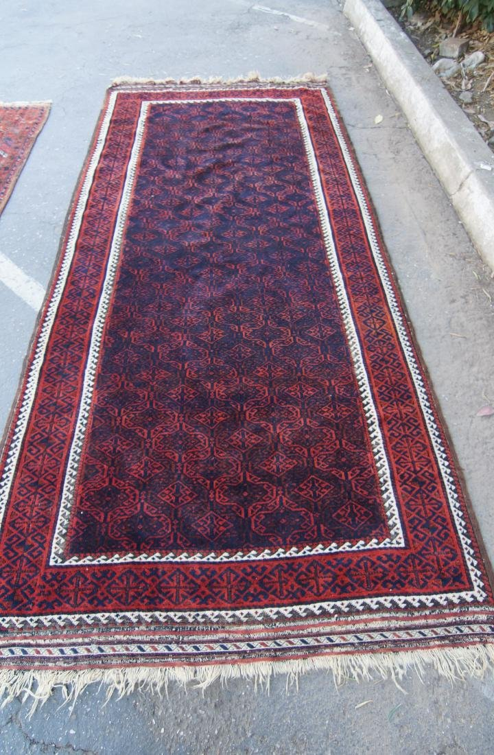 Fine 19thc. Beluch rug -  Persia - 4