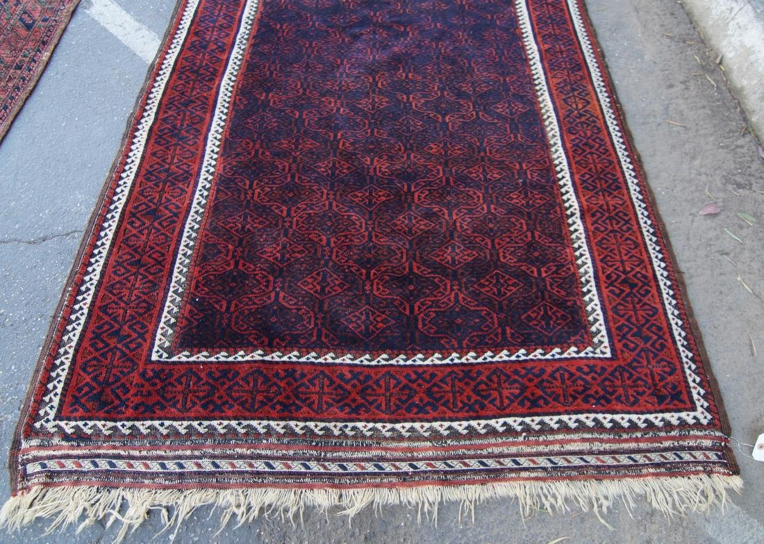 Fine 19thc. Beluch rug -  Persia - 5