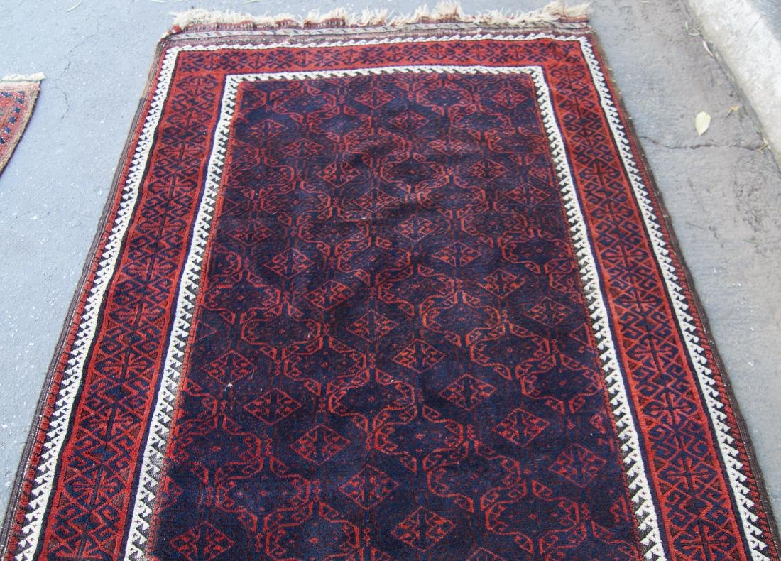 Fine 19thc. Beluch rug -  Persia - 6