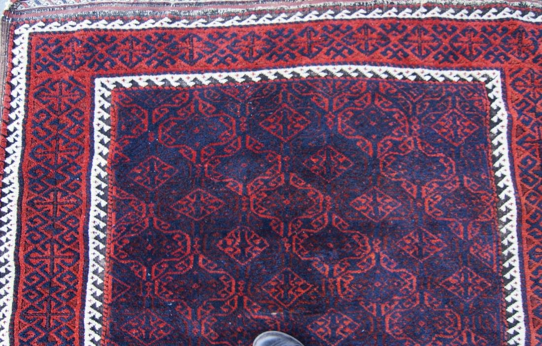 Fine 19thc. Beluch rug -  Persia - 8