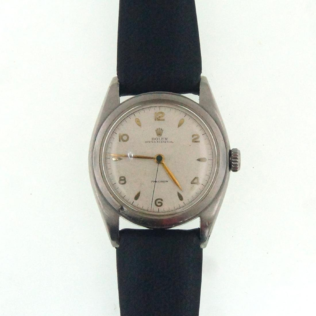 Rolex Bubbleback Oyster perpetual chronometer