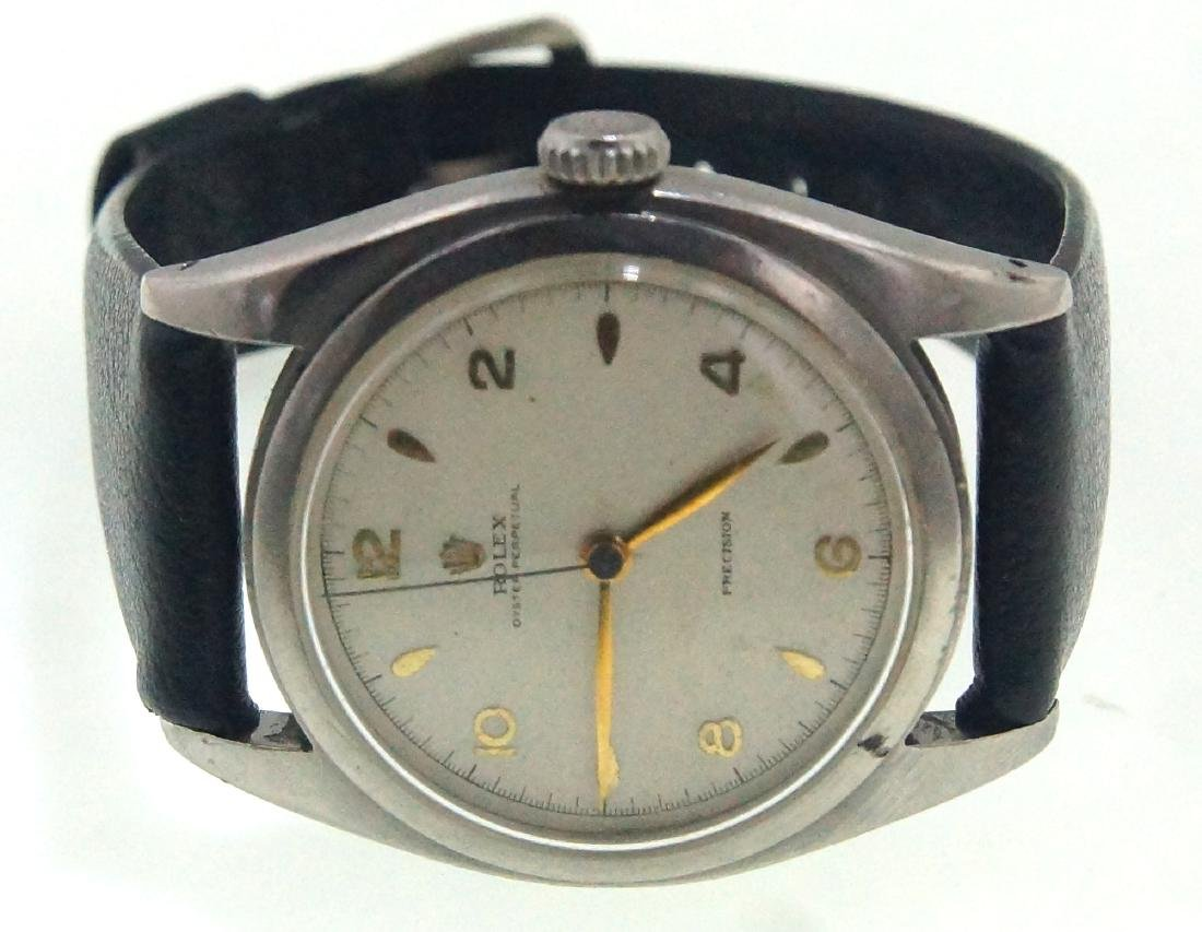 Rolex Bubbleback Oyster perpetual chronometer - 2