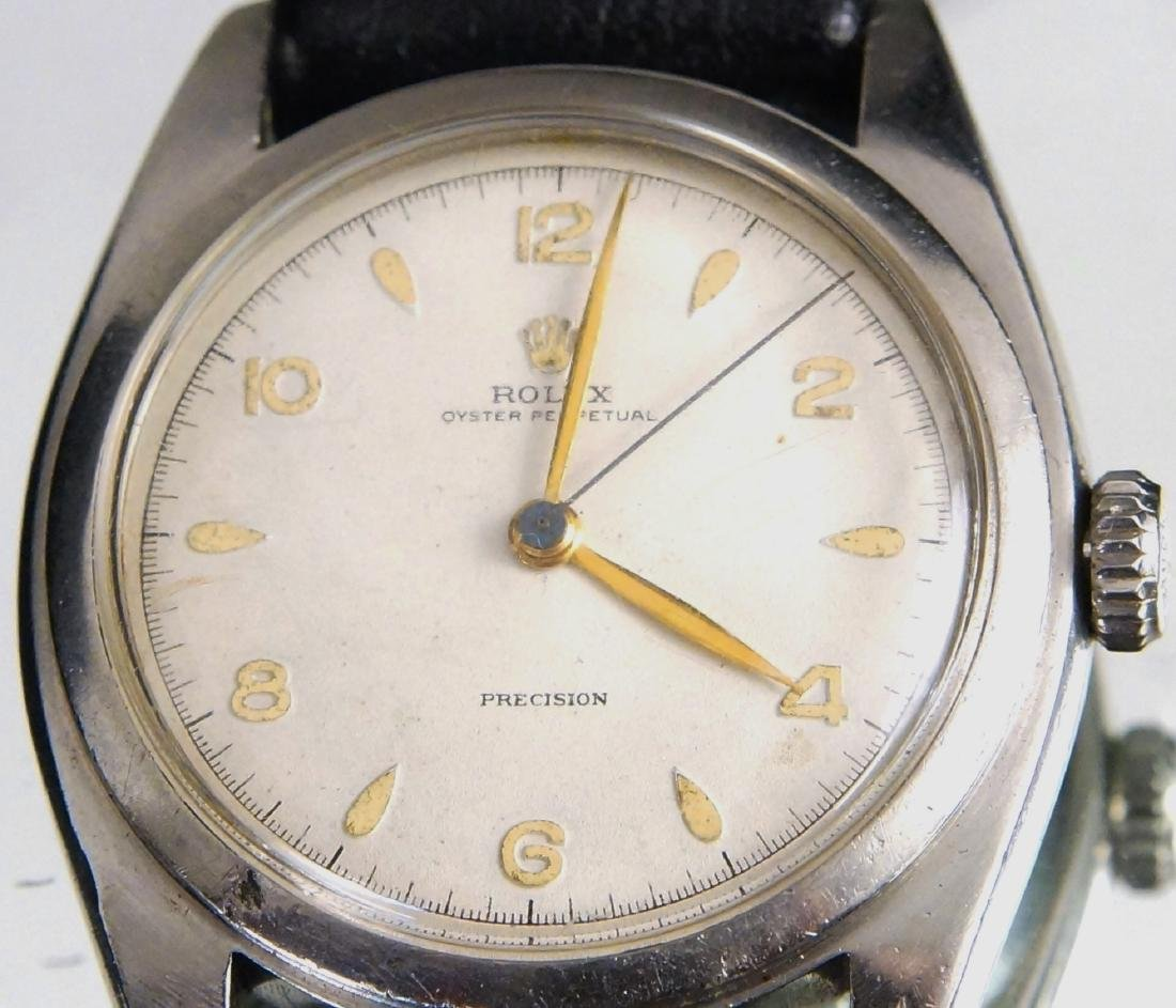 Rolex Bubbleback Oyster perpetual chronometer - 7