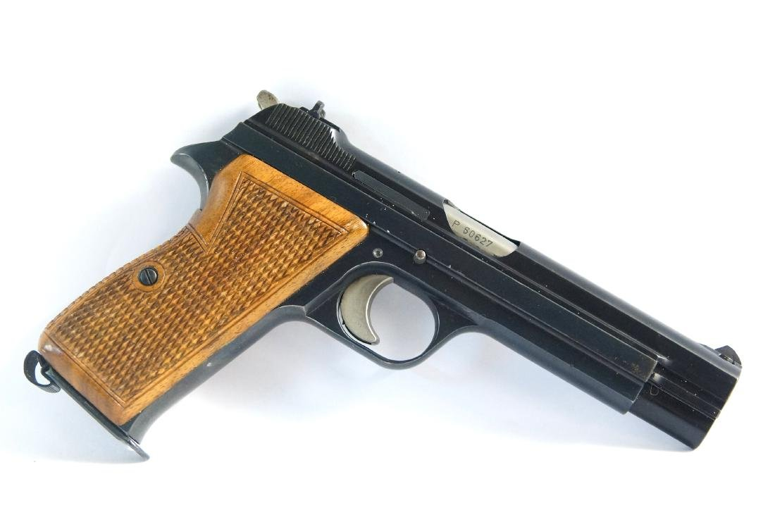 Early Swiss Sig P210 9mm #60627