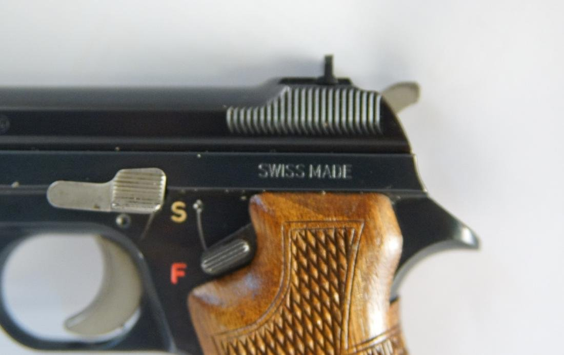 Early Swiss Sig P210 9mm #60627 - 5