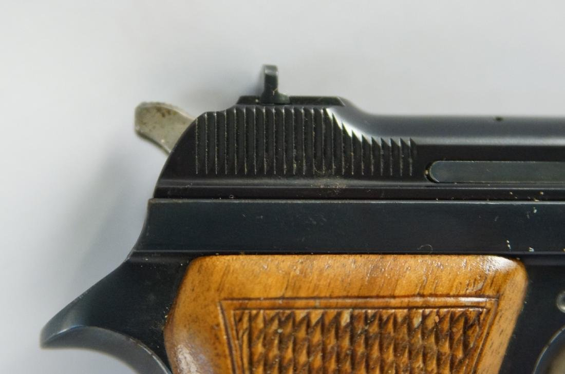 Early Swiss Sig P210 9mm #60627 - 8