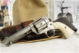 John Wayne's Colt SAA, Hat with Provenance