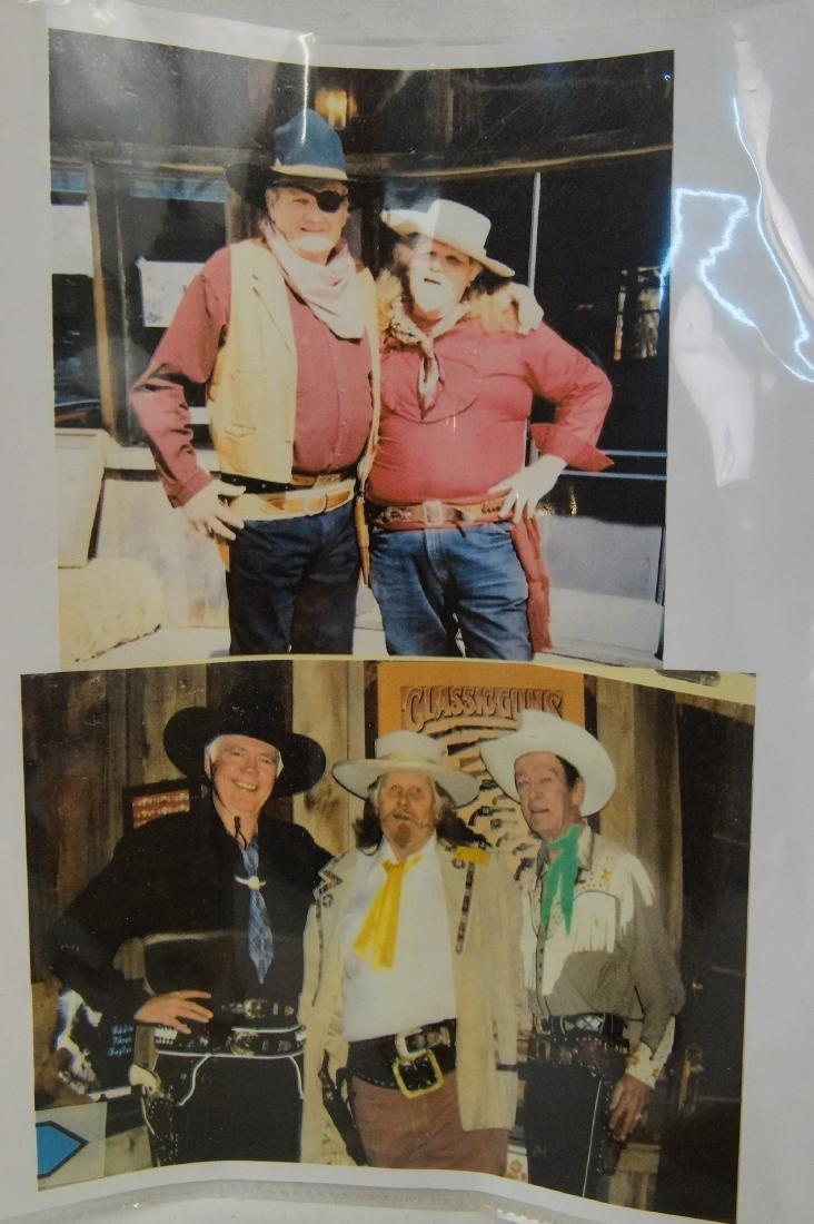 John Wayne's Colt SAA, Hat with Provenance - 8
