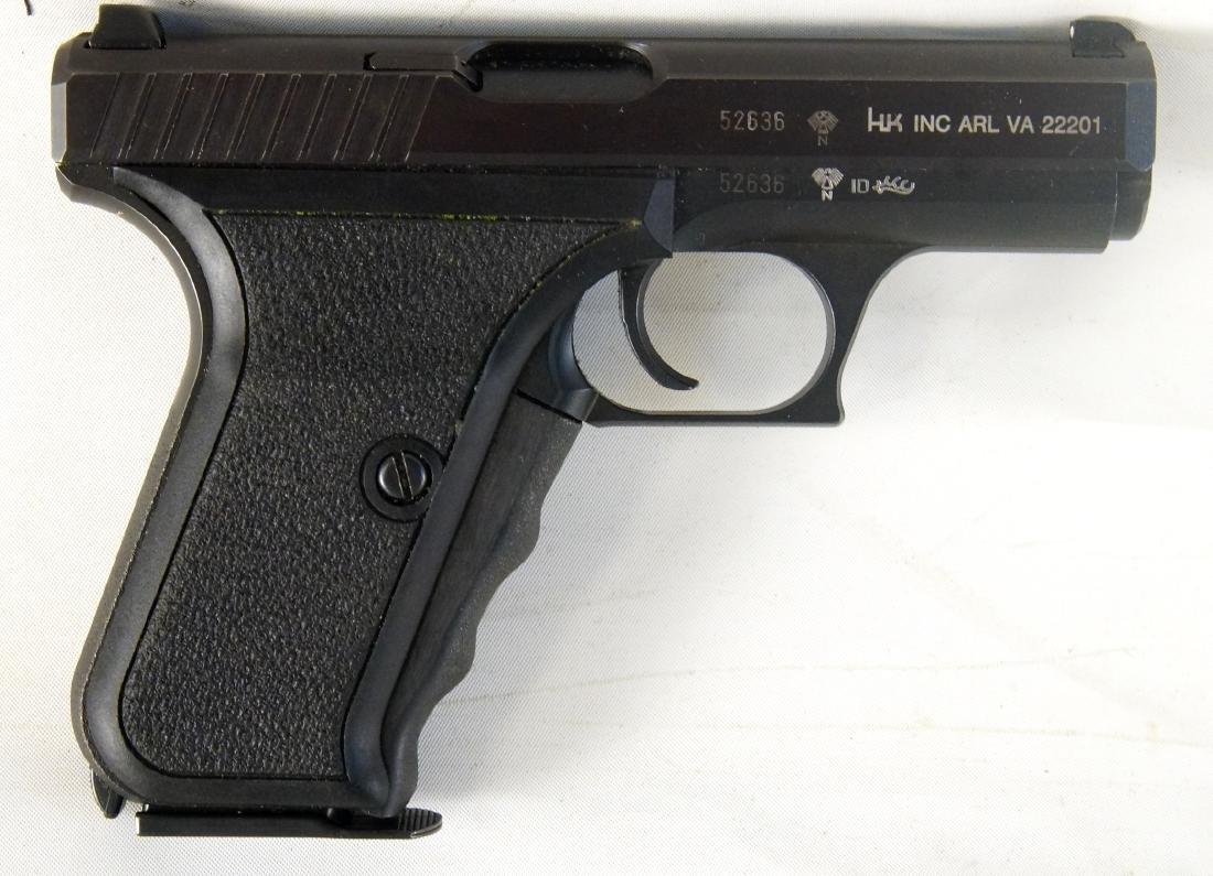 Heckler & Koch P7 9mm #52636