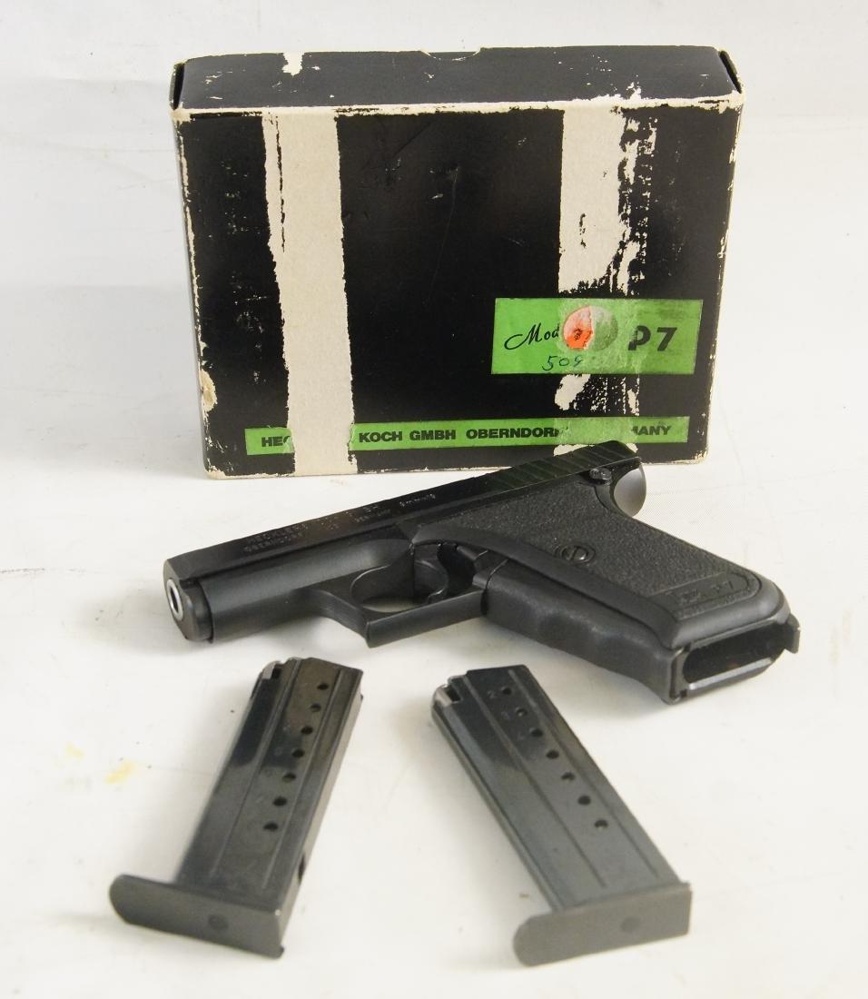 Heckler & Koch P7 9mm #52636 - 2