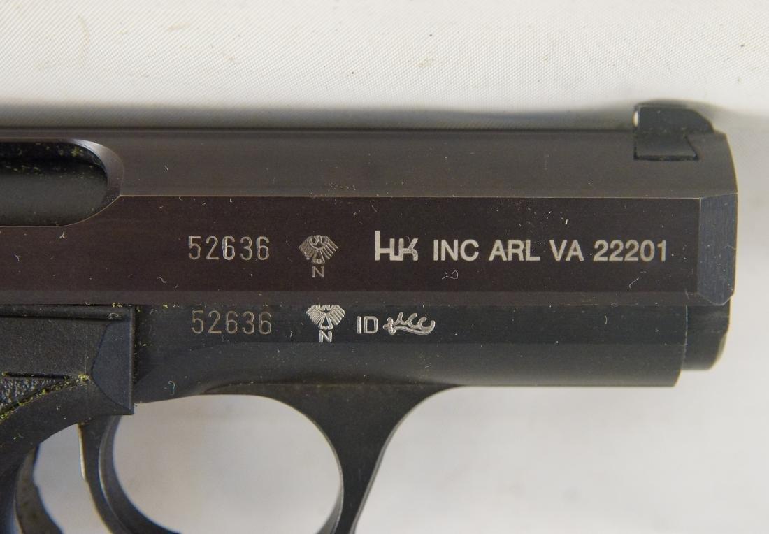 Heckler & Koch P7 9mm #52636 - 3